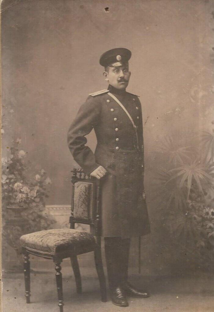 Misha 1910